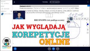 Zastanawiasz się jak wyglądają korepetycje online?